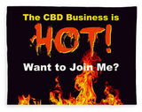 The CBD Business Is Hot - Blanket
