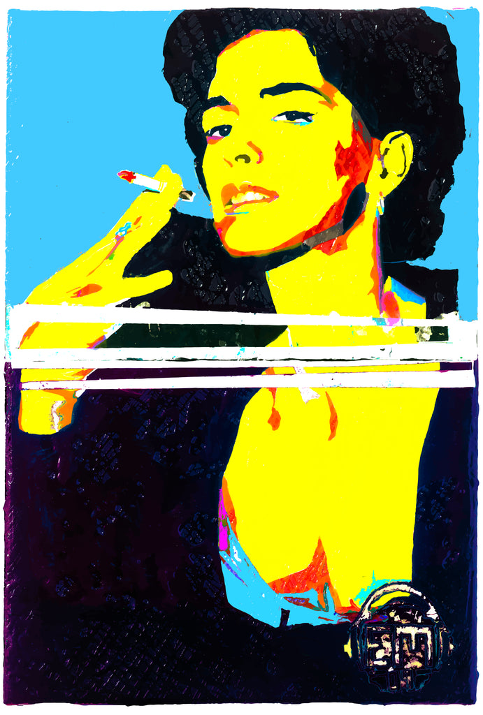 She Wants Revenge 13x19 Giclee