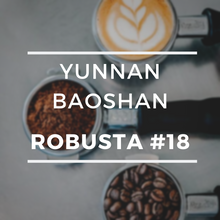 Load image into Gallery viewer, 100% Premium Robusta #18 - Yunnan Baoshan (Freshly Roasted On 1st April 2020)