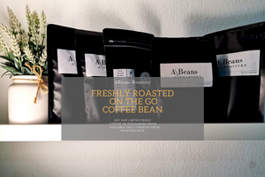100% Premium Arabica A+ - Yunnan Baoshan (Freshly Roasted On 1st April 2020)
