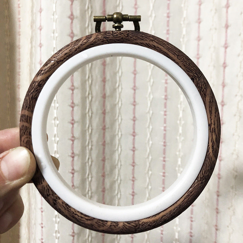 No Slip Retro Embroidery Hoop