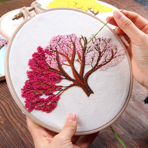 Dream Tree Embroidery Kit