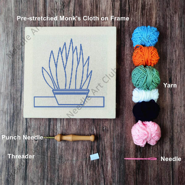 ALOE Punch Needle Kit