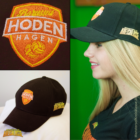 "Monsters of Kreisklasse Cap ""Borussia Hodenhagen Wappen"""