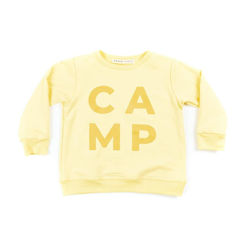 Haven - Classic Pullover | Camp