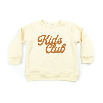 Haven - Classic Pullover | Kids Club