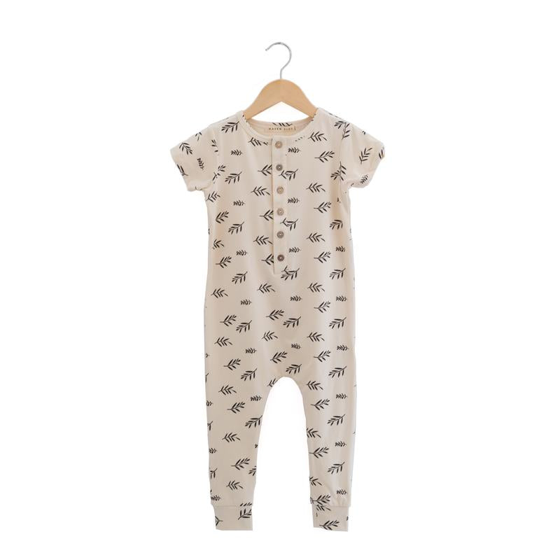 haven kids romper
