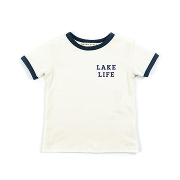 Haven - Retro Tee | Lake Life