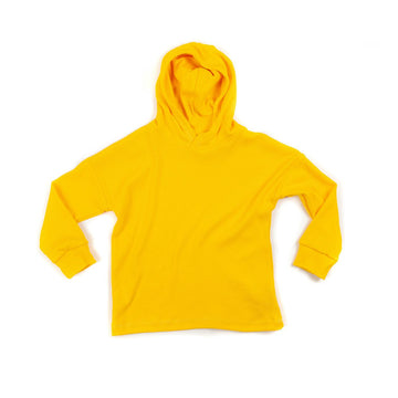 Haven - Ribbed Drop Sleeve Hoodie