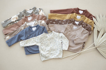 Jax + Lennon - Infant Snap Top