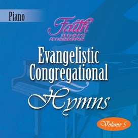 Evangelistic Congregational Hymns, Vol. 5