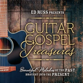 Guitar Gospel Treasures, Volume 1