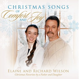 Christmas Songs of Comfort and Joy