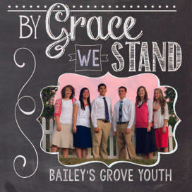 By Grace We Stand