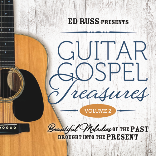 Guitar Gospel Treasures, Volume 2