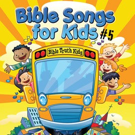 Bible Songs for Kids #5
