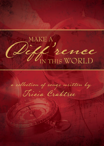 Make a Diff'rence in This World - Song Book