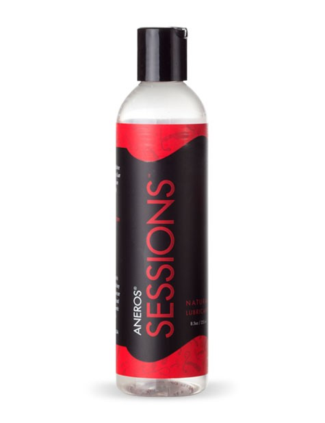 Aneros Sessions Water Based Lubricant 8.2 Oz - iVenuss