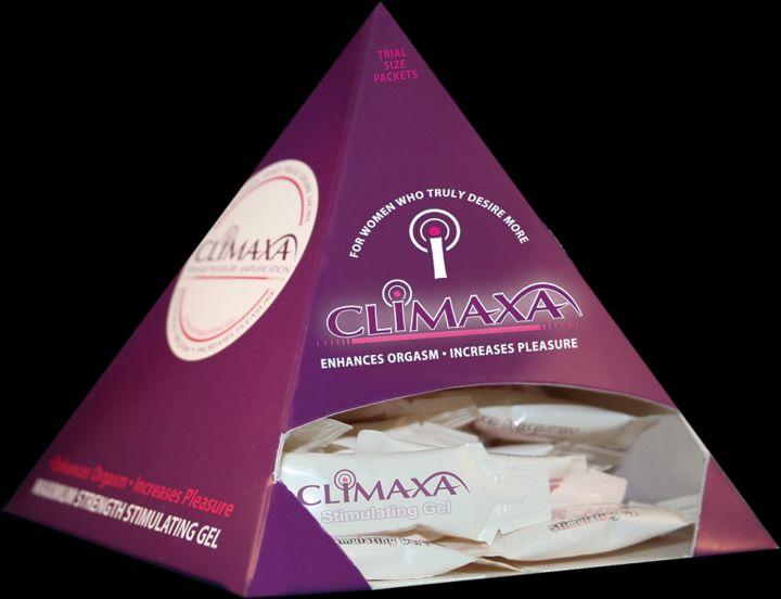 Climaxa Stimulating Gel 50pc Display - iVenuss
