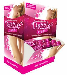 Dazzle Cream 50pc Display - iVenuss