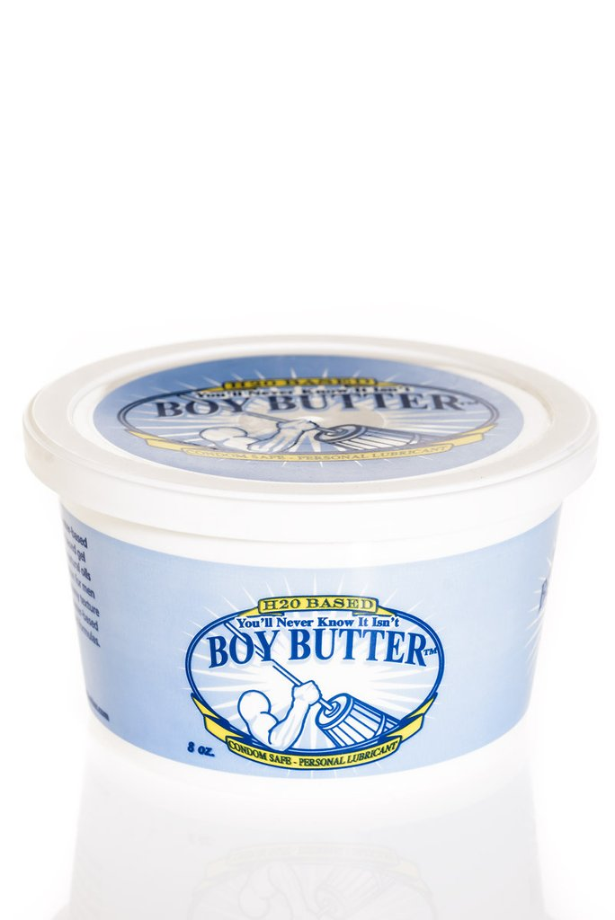 Boy Butter H2o 8 Oz Tub - iVenuss