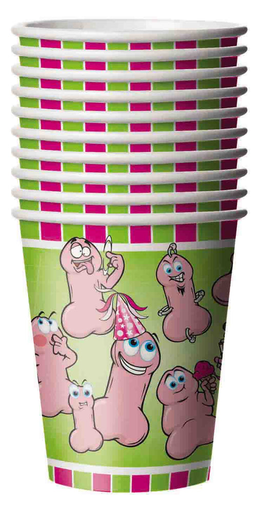 Wild Willys Party Cups - iVenuss