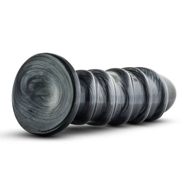 Jet Annihilator Carbon Metallic Black Butt Plug - iVenuss