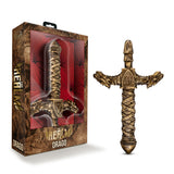 The Realm Drago Lock On Dragon Sword Handle Bronze - iVenuss