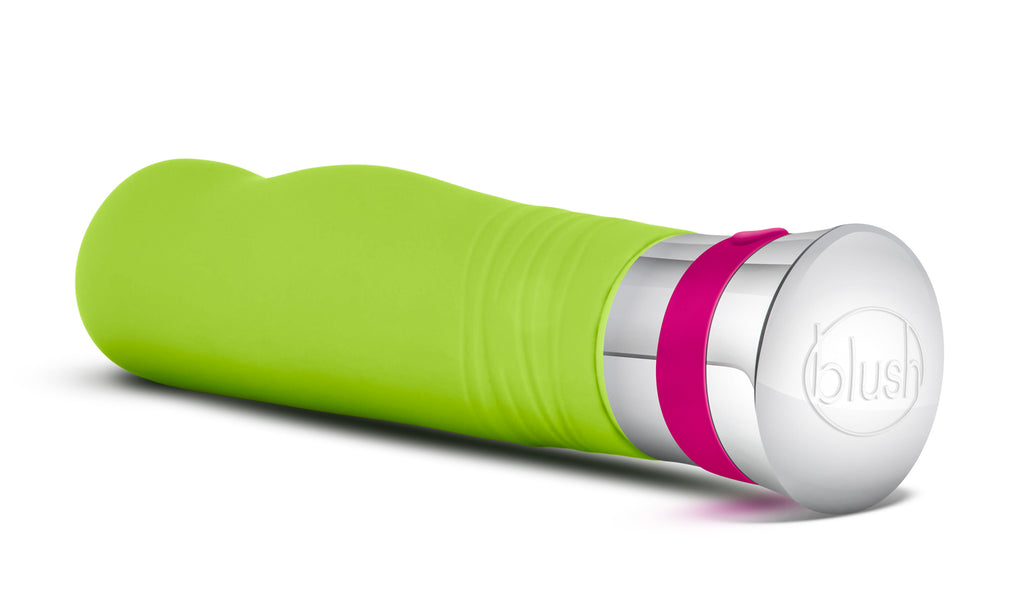 Aria Lucent Lime Green Vibrator - iVenuss
