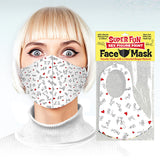 Super Fun Sex Figure Face Mask