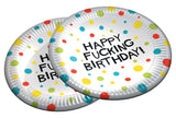X-rated Birthday Plates - iVenuss