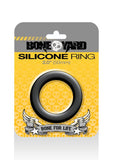 Boneyard Silicone Ring 50mm Black - iVenuss