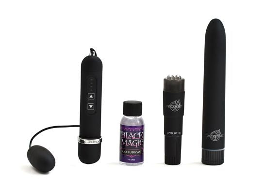 Black Magic Pleasure Kit - iVenuss