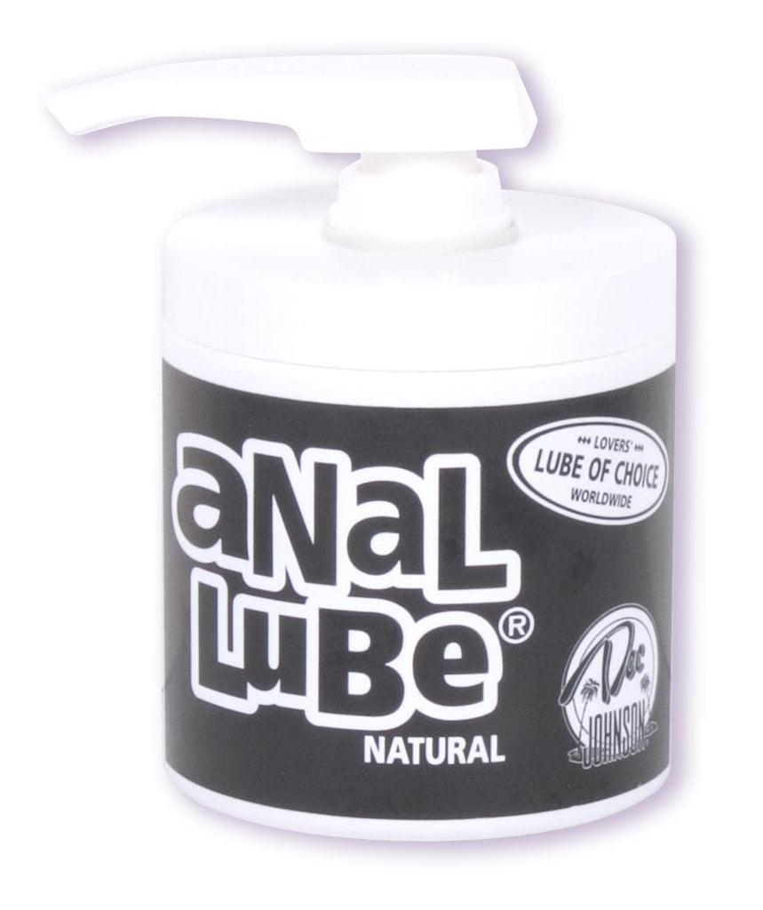 Anal Lube-natural 4.75 Oz Bu - iVenuss
