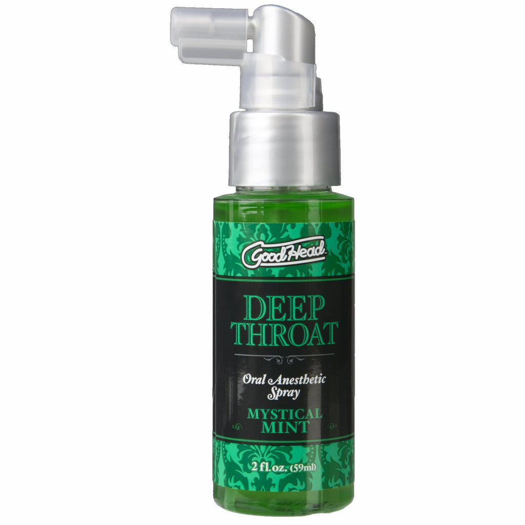 Goodhead Deep Throat Spray Mint - iVenuss