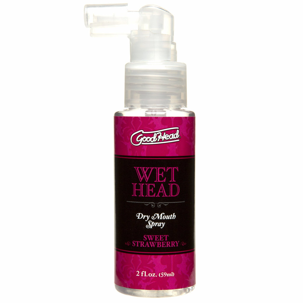 Goodhead Wet Head Dry Mouth Spray Strawberry (bu) - iVenuss