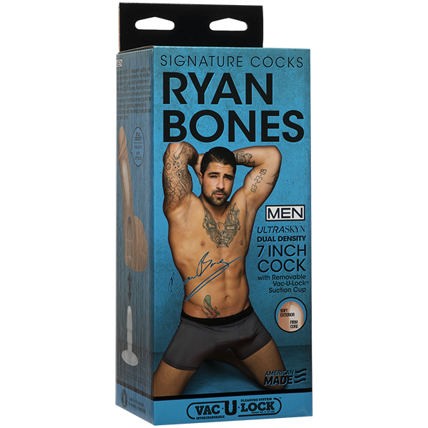 Signature Cocks Ryan Bones 7 In Ultraskyn - iVenuss