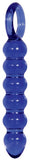 Adam & Eve Cobalt Glass Dildo - iVenuss