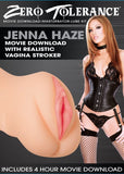 Zero Tolerance Jenna Haze Realistic Vagina Stroker W- Movie Download - iVenuss
