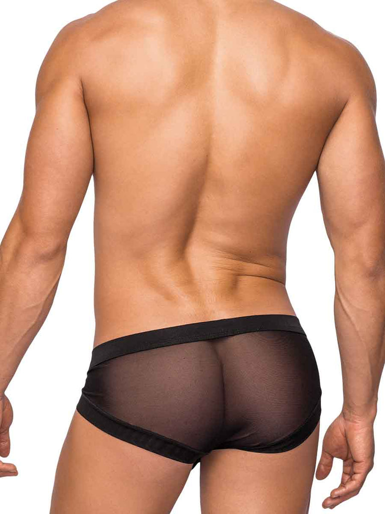 Micro Mini Hose Short Medium Black - iVenuss