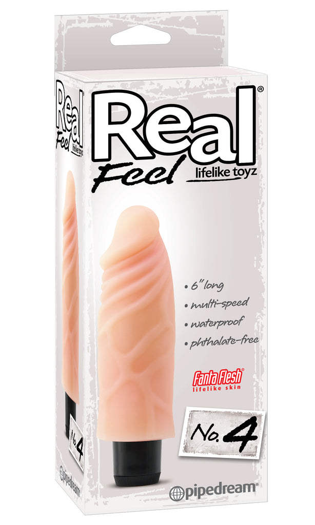 Real Feel Lifelike Toyz #4 Flesh - iVenuss