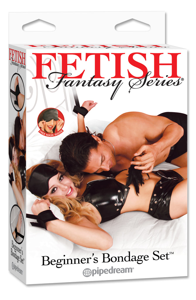 Fetish Fantasy Beginners Bondage Set - iVenuss