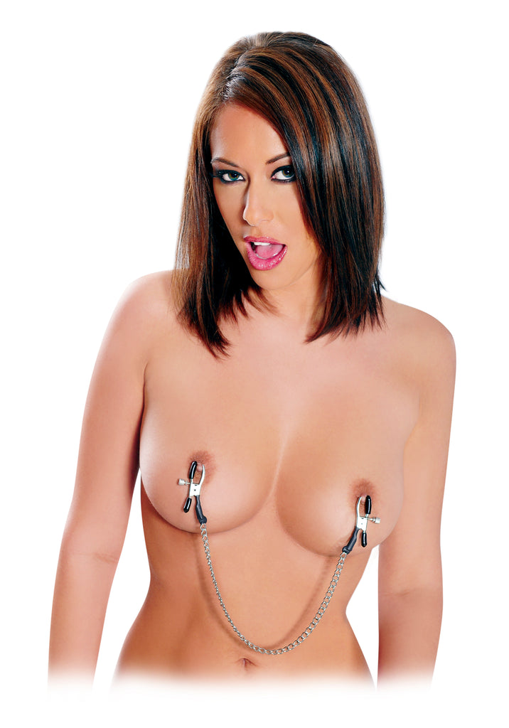Fetish Fantasy Alligator Nipple Clamps - iVenuss
