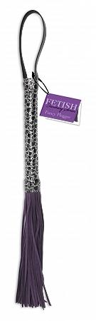 Fetish Fantasy Designer Flogger - Purple - iVenuss