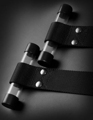 Sir Richard's Command Bondage Door Cuffs - iVenuss