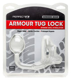 Perfect Fit Armour Tug Lock Clear - iVenuss