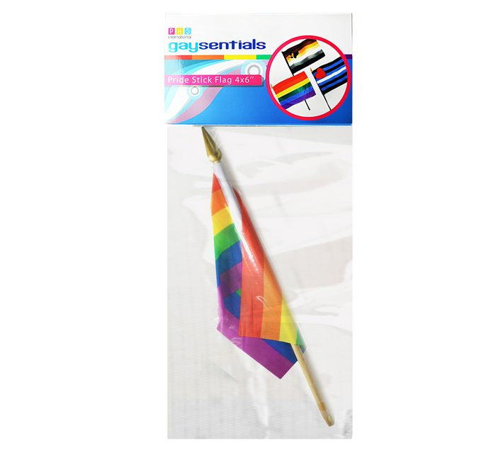 Rainbow Stick Flag - iVenuss