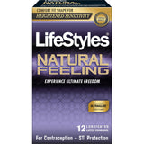 Lifestyles Natural Feeling 12pk - iVenuss