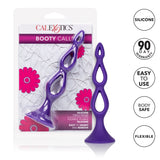 Booty Call Silicone Triple Probe Purple - iVenuss