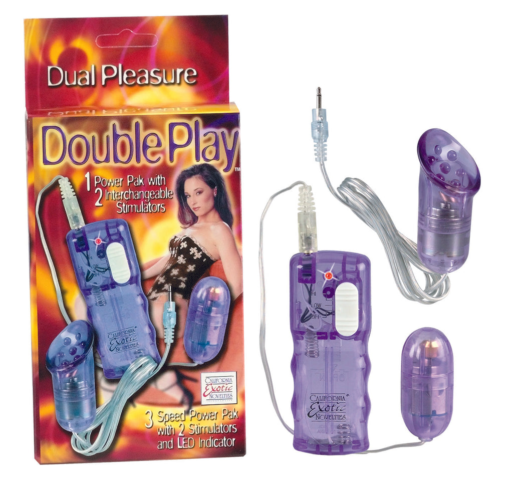Double Play Dual Massager - iVenuss